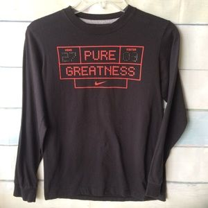 Boys Nike Greatness Shirt